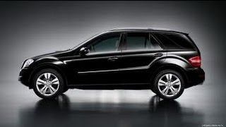 Подержанные Авто Mercedes Benz ML Second generation (W164 2005--2011)