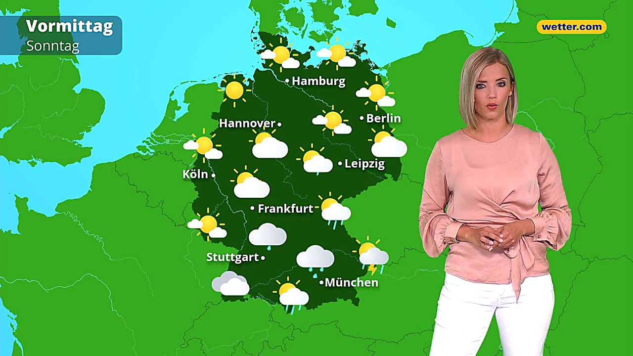 MГјnster Wetter Heute