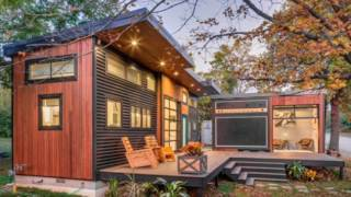 Lovely The Amplified Tiny House Is A 400 Square Foot Cozy Paradise