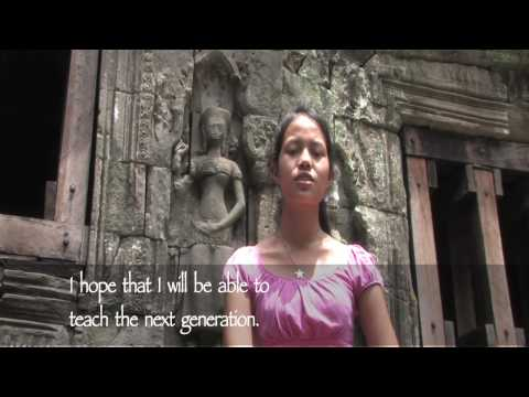 Cambodia's Traditional Music and Art