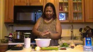 Philafied Italian Style Wedding Soup.wmv