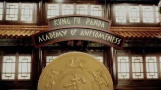 kung fu fighting: kung fu panda music video - cee-lo & jack black (hd)