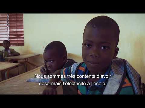 🇪🇺🇸🇳Fournir l'accès à l'énergie verte dans les zones rurales du Sénégal