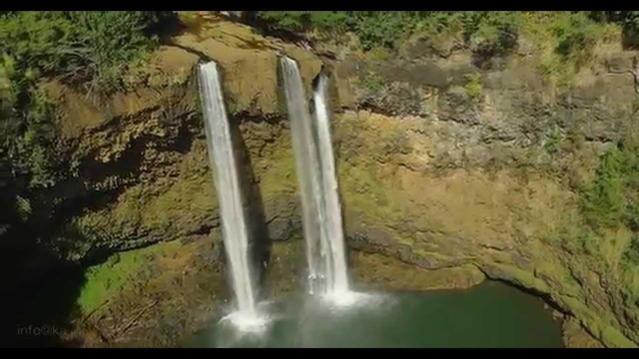 stock video content kauai hawaii youtube - The Garden Island