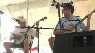 Bill Keith, Mark Cassidy, Greg Liszt, Jason McKendree, Groundspeed, Grey Fox 2010
