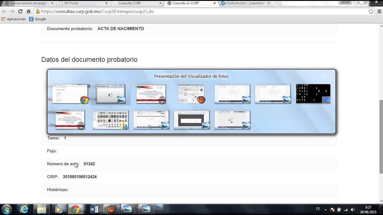 REGISTRO EN EL FONE PARA MAESTROS - YouTube
