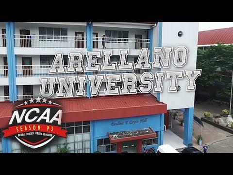 Arellano University | Chiefs | NCAA Season 93 School on Tour