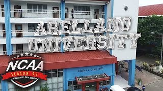 Arellano University | Chiefs | NCAA Season 93 School on Tour