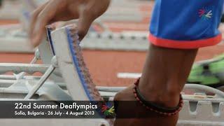 DEAFLYMPICS 2013: 22nd Summer Deaflympcis Sofia   Highlights