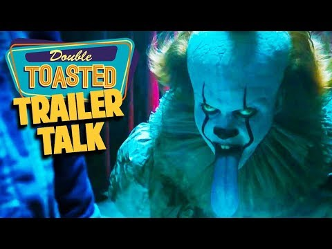 IT CHAPTER 2 FINAL TRAILER  REACTION - Double Toasted