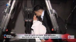 Jador si Ella, lupta corp la corp! Jador a imobilizat-o in backstage  si s-a razbunat dur!