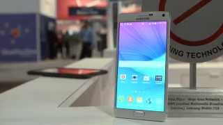 Samsung Galaxy Note 4 - CTIA 2014