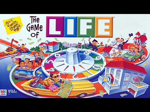 How to WIN at life! - The Game of Life | Board Game Sunday!