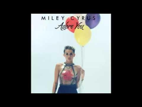 Miley Cyrus - Adore You (Acapella)