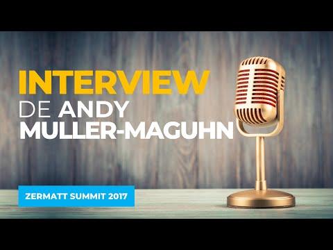 Interview de Andy Müller-Maguhn au Zermatt Summit 2017