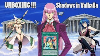 NEW! Yu-Gi-Oh! Shadows in Valhalla Opening! Too Many Ninjas? Short Prints?