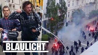 Wer kennt diese G20-Verbrecher? - Große Video-Fahndung
