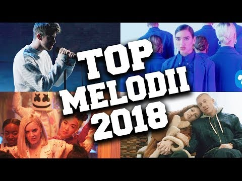 Top 50 Muzica Straina 2018
