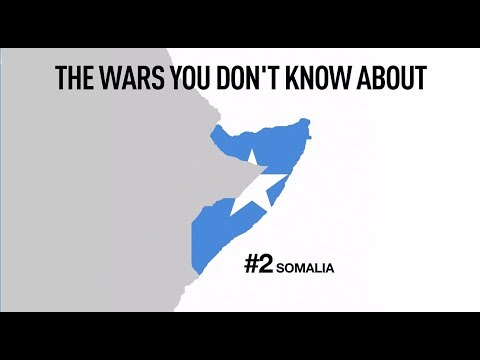 The Unknown Wars: Somalia