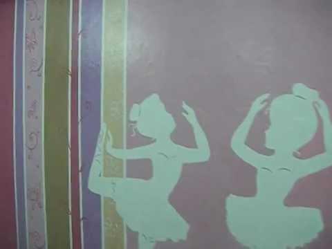 Pintura da sala de ballet na socia guaruj por - Pinturas para salas ...