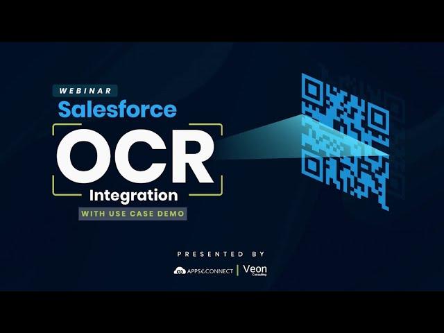 Webinar: Salesforce OCR Integration– With Use Case Demo