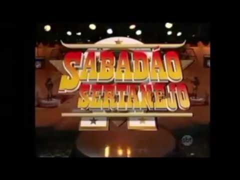 Trecho Raro com Leandro & Leonardo no Sabadão Sertanejo SBT - 1991