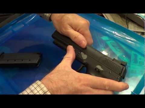 FN Five Seven Pistol Slide 5.7x28mm