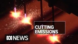 Can steelmaking be part of a low carbon economy? | ABC News