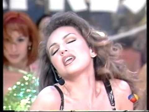 Thalía  Amor A La Mexicana Sorpresa Sorpresa España 1997