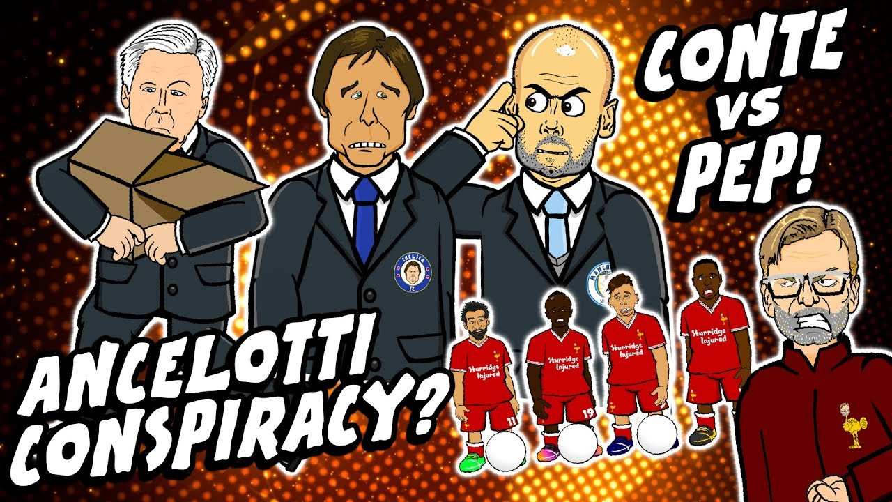 ancelotti-sacked-conspiracy-conte-vs-pep-liverpool-dog-training