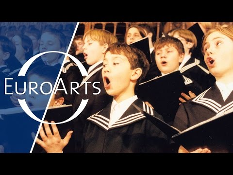 Gloria in excelsis Deo - Thomaner Boys Choir sings Christmas