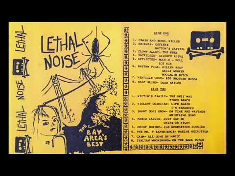 Lethal Noise Vol. 1: The Bay Area's Best (1986)