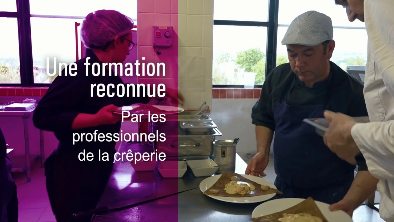 Formation Crepier Greta Bretagne Youtube