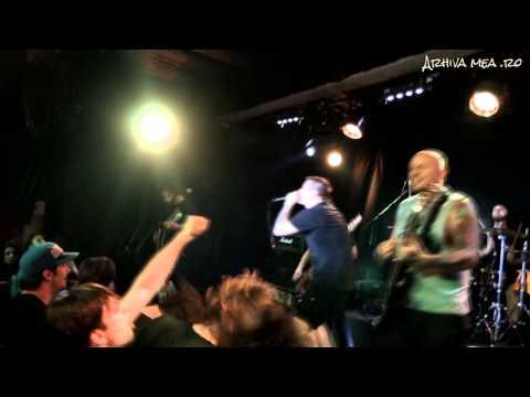 Comeback Kid - Partners In Crime (Live in Club Fabrica, Bucharest, Romania, 8.07.2014)