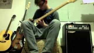 Solo Slide Imrovisation On Bass
