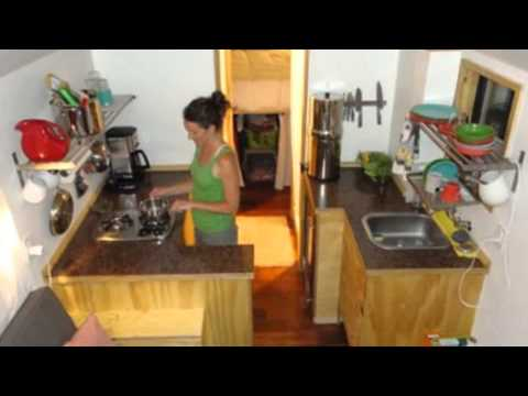 Eco-minded 204 sq. ft. tiny home packs in tons of thoughtful details