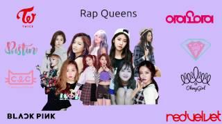 Video Rap Queens Of This Generation {COMING SOON} download MP3, 3GP, MP4, WEBM, AVI, FLV Juli 2018