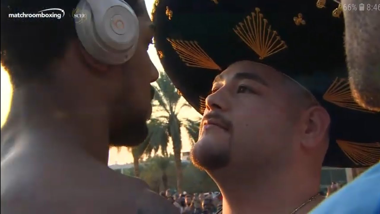 Download (SHOCKING WEIGH IN!!!) ANDY RUIZ VS ANTHONY JOSHUA 2 WEIGH IN RESULTS