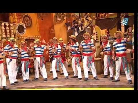 Comparsa. La Serenissima SEMIFINALES | Actuación Completa | Carnaval de Cádiz 2012