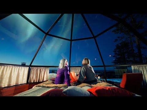 연인들의 버킷리스트 핀란드의 이글루 호텔
