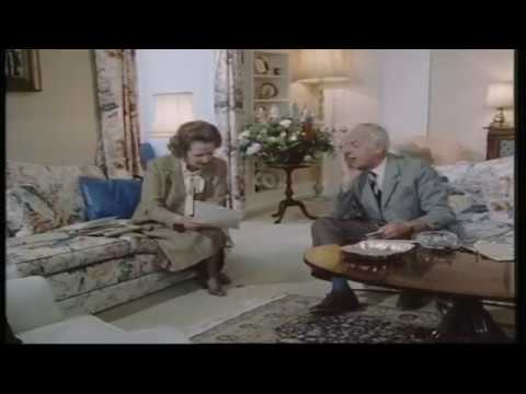 """""""Living Above the Shop"""" Mrs Thatcher in No 10 (1985 Documentary) - Jenny Barraclough"""
