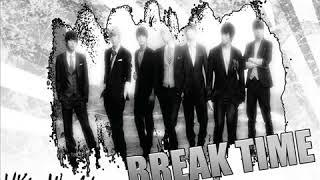 """Light It Up Instrumental - U-Kiss 4th Mini Album """"Break Time"""""""