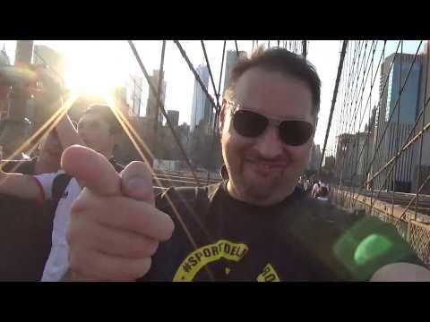 NY: ChinaTown e ponte di Brooklyn