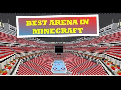 Best Hockey Rink In Minecraft