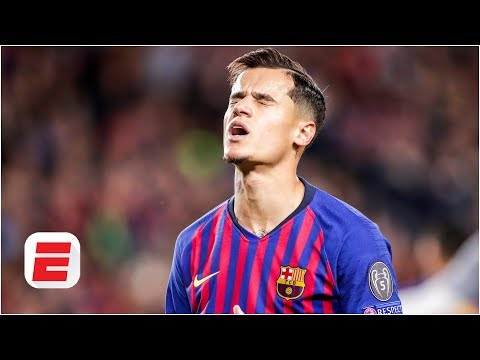 Philippe Coutinho 'got weighted down' at Barcelona by transfer fee - Craig Burley   ESPN FC