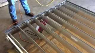 Damper Actuator Test - 10/14/14