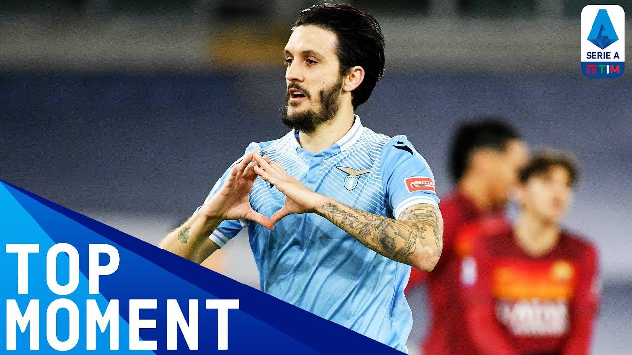 Luis Alberto's Derby Double Seals a HUGE Win! | Lazio 3-0 Roma | Top Moment | Serie A TIM