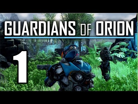 Guardians of Orion 1