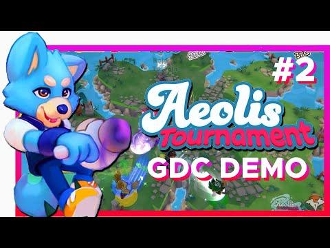 TOO INTENSE! - Aeolis Tournament Demo #2 (Upcoming Indie Games 2020) |