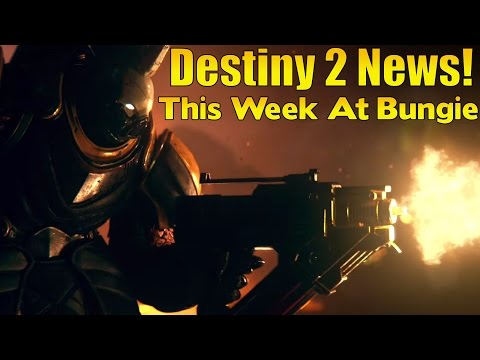 Destiny 2 News - New Worlds To Explore, Arekkz Bungie Bounty, Server Maintenance And More!